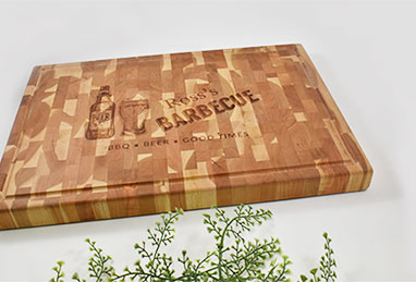Why Butcher Block Boards make Incredible Presents